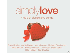 VARIOUS - Simply Love - (CD)