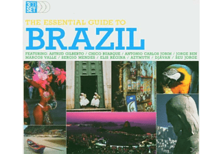 Div World - Brazil-Essential Guide - (CD)