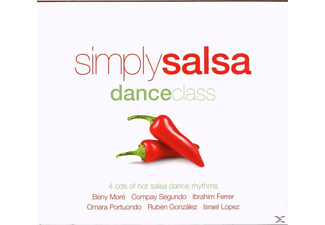 VARIOUS - Simply Salsa Dance Class [CD]