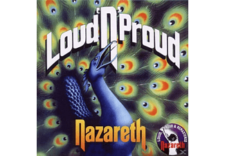 Nazareth - Loud 'n' Proud (Rem.+Bonustracks) - (CD)