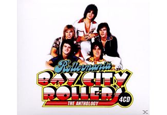 Bay City Rollers - Anthology-Rollermania - (CD)