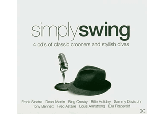 Various - Simply Swing [CD]