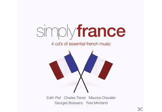 VARIOUS - Simply France [CD]