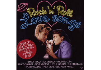 VARIOUS - Rock'n'roll Love Songs (Lim.Metalbox Ed.) - (CD)