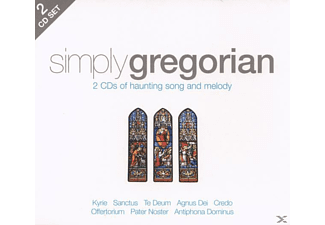 VARIOUS - Simply Gregorian - (CD)