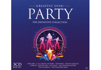VARIOUS - Party-Greatest Ever - (CD)