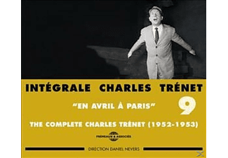 Charles Trenet - En Avril A Paris-The Complete Vol.9 [CD]