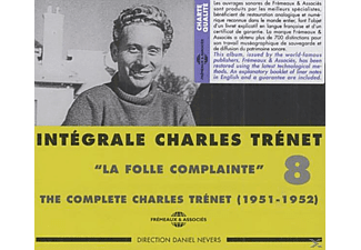 Charles Trenet - La Folle Complainte-The Complete Vol.8 [CD]