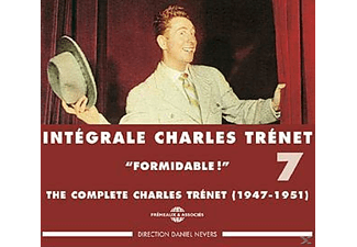 Charles Trenet - Formidable 1947-1951 [CD]