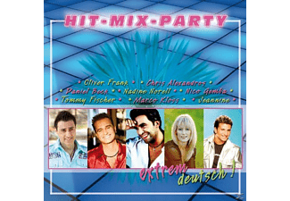 VARIOUS - Hit Mix Party [CD]