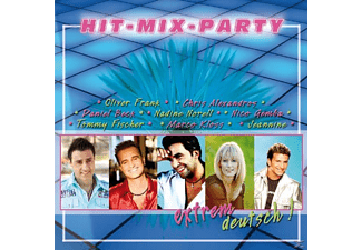 VARIOUS - Hit Mix Party - (CD)