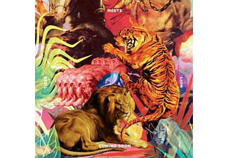 Coming Soon - Tiger Meets Lion - (CD)