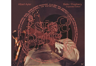 Albert Ayler - Bells/Prophecy (Expanded Edition) [CD]