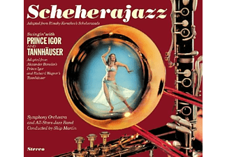 Various - Scheherajazz/Swinging [CD]