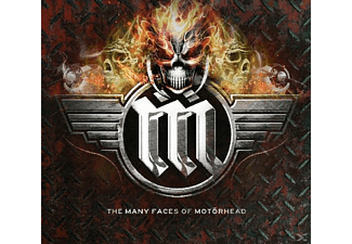 Motörhead - Many Faces Of Motorhead - (CD)