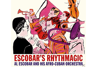 Al Escobar - Escobar's Rhythmagic [CD]