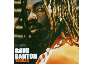 Buju Banton - Too Bad [CD]