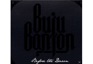 Buju Banton - Before The Dawn - (CD)