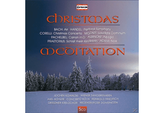 VARIOUS - Christmas Meditation - (CD)