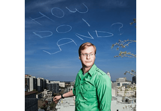 Kurt Braunohler - How Do I Land? - (CD)