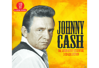 Johnny Cash - Absolutely Essential [CD]