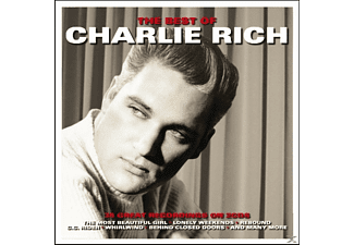 Charlie Rich - Best Of - (CD)