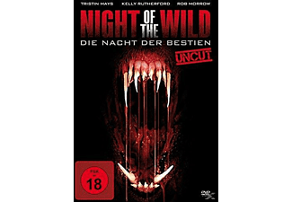 Night Of The Wild-Die Nacht Der Bestien (Uncut) [DVD]