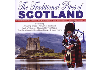 VARIOUS - The Traditional Sound Of Scotland - (CD)