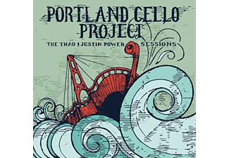 Portland Cello Project - The Thao & Justin Power Sessions - (CD)