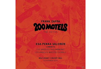L.A.Master Chorale Los Angeles Philharmonic - Frank Zappa: 200 Motels-The Suites [CD]