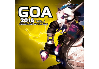 VARIOUS - Goa 2016 Vol.1 [CD]