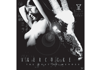 Akercocke The Goat Of Mendes CD