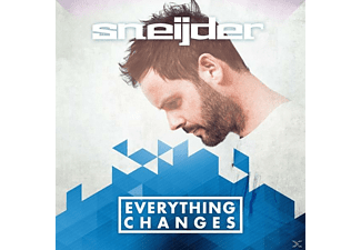Sneijder - Everything Changes - (CD)