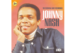 Johnny Nash - Essential Early Recordings [CD]