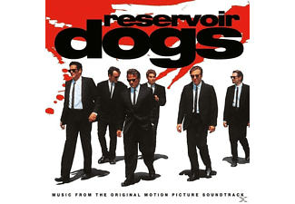 VARIOUS - Reservoir Dogs (Back To Black-UK Black Vinyl) - (Vinyl)