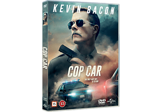 Cop Car Thriller DVD