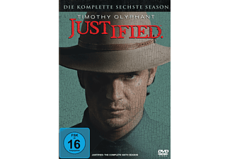 Justified - Staffel 6 - (DVD)