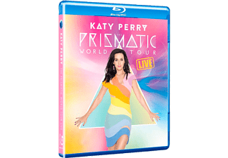 Katy Perry: The Prismatic World Tour Live Blu-ray