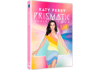 Katy Perry: The Prismatic World Tour Live DVD