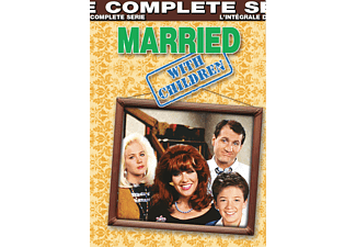 Married With Children - The Complete Collection | DVD