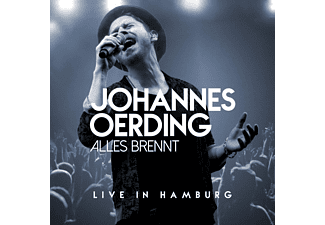 Johannes Oerding - Alles brennt (Live in Hamburg) - (CD + Blu-ray Disc)