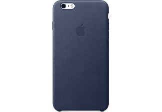 APPLE Leren Hoesje iPhone 6s Plus Blauw
