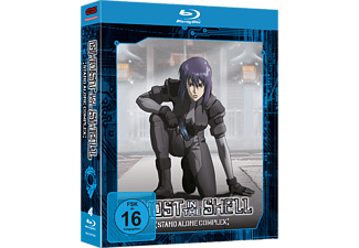 Ghost in the Shell: Stand Alone Complex (Complete Edition) - (Blu-ray)