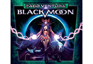 Paco Ventura - Black Moon [CD]