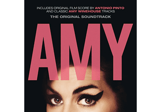 Amy The Original Soundtrack CD