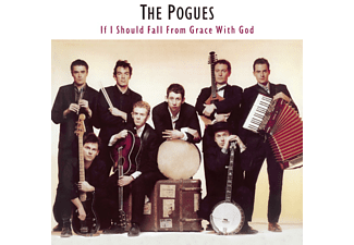 The Pogues - If I Should Fall From Grace With God - (Vinyl)