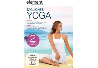 Element - Tägliches Yoga - (DVD)