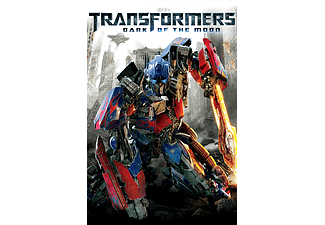 Transformers - Dark of the Moon DVD