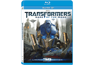 Transformers - Dark of the Moon Blu-ray 3D