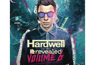 VARIOUS - Hardwell Presents Revealed Vol.6 - (CD)